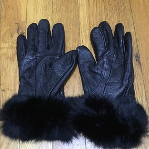 Accessories - Authentic Soft Leather Gloves